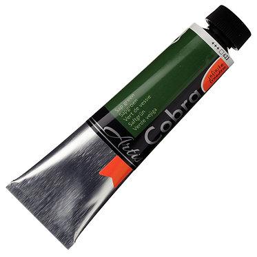 COBRA ARTIST Huile diluable à l'eau Vert de vessie S3-623