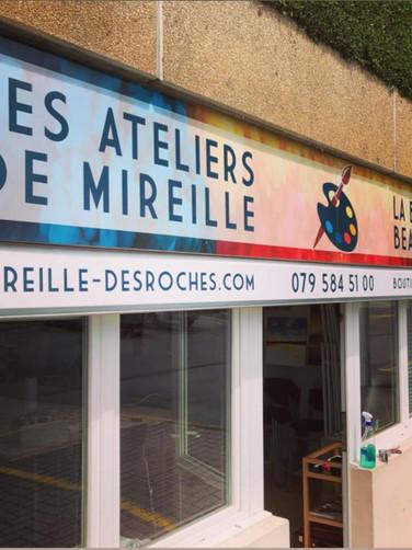 Aux Ateliers de Mireille