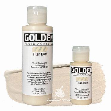 Golden Fluide Acryl - Titan Buff S1