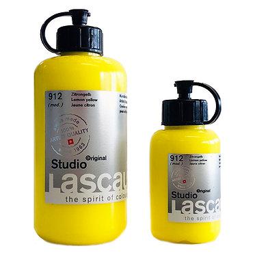 Acrylique Studio de Lascaux Jaune citron 912