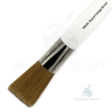 """Pinceau Bob Ross """"Rond Feuillage"""" 6438"""