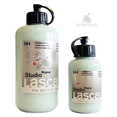 Acrylique Studio de Lascaux Vert cobalt clair
