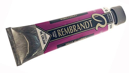 Huile Rembrandt Violet de Cobalt 539 S5