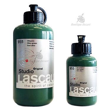 Acrylique Studio de Lascaux Vert olive 955