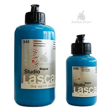 Acrylique Studio de Lascaux Bleu turquoise 946
