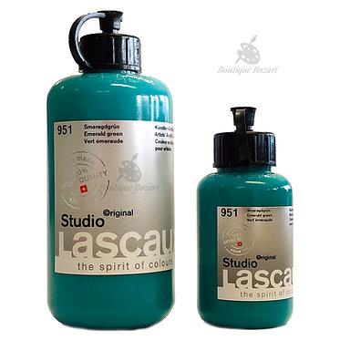 Acrylique Studio de Lascaux Vert emeraude 951