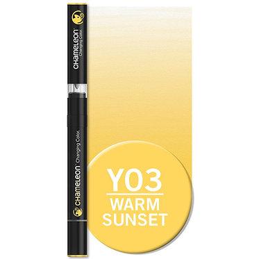Chameleon Pen YO3 Warm Sunset
