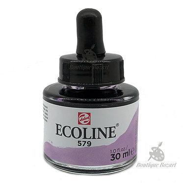 Encre Aquarelle Ecoline 30ml Violet Pastel 579