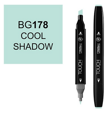 Touch Twin Brush / Marker BG178 COOL SHADOW