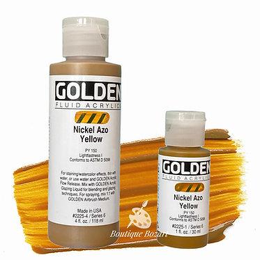 Golden Fluide Acryl - Nickel Azo Yellow S6
