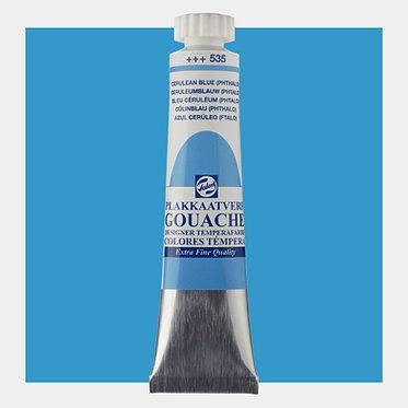 Gouache Extra-fine Quality Talens - Bleu Ceruleum phtalo 535