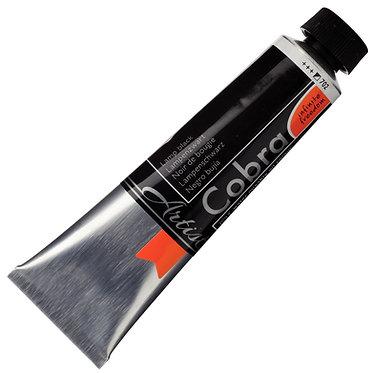 COBRA ARTIST Huile diluable à l'eau Noir de Bougie S1-702