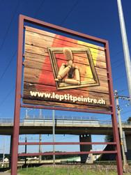 Le P'tit Peintre 2011-2016