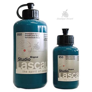 Acrylique Studio de Lascaux Vert émeraude foncé 950