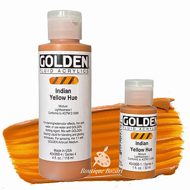 Golden Fluide Acryl - Indian Yellow Hue S4