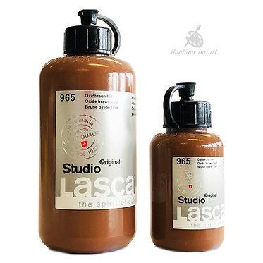 Acrylique Studio de Lascaux Brun oxyde clair 965