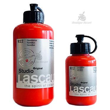 Acrylique Studio de Lascaux Vermillon 922