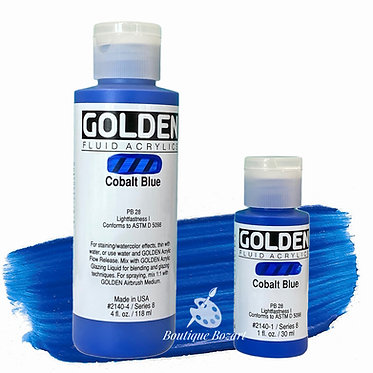 Golden Fluide Acryl - Cobalt Blue S8