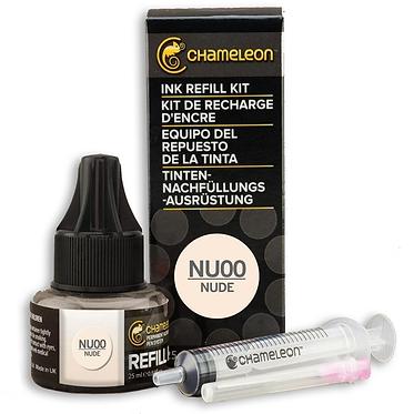 Kit de recharge d'encre Chameleon pour NU00
