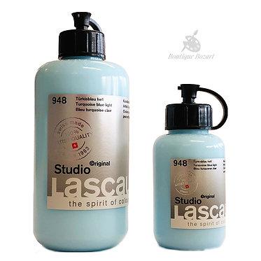 Acrylique Studio de Lascaux Bleu turquoise clair 948