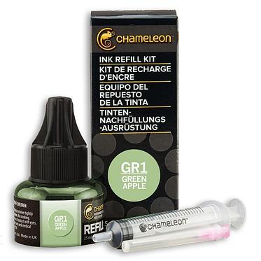 Kit de recharge d'encre Chameleon pour GR1