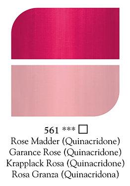 Huile Fine Georgian 225ml Rose Garance Quinacridone 561
