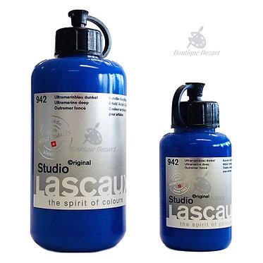 Acrylique Studio de Lascaux Outremer foncé 942