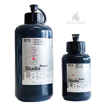 Acrylique Studio de Lascaux Noir carbon 973