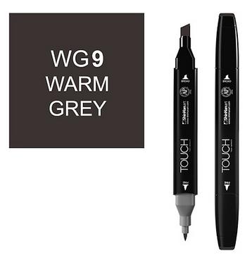 Touch Twin Brush / Marker WG9 WARM GREY