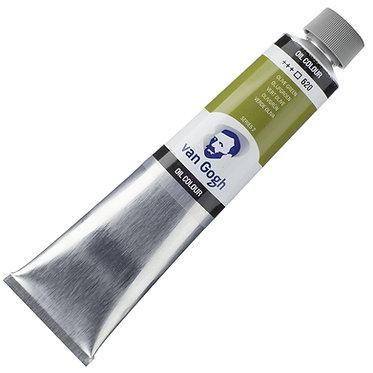 Huile VanGogh Vert Olive 620 S2