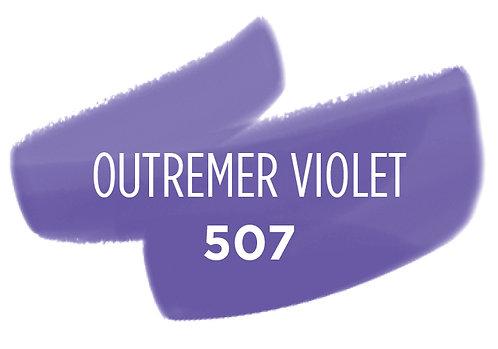 Encre Aquarelle Ecoline 30ml Outremer Violet 507