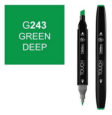 Touch  Marker G243 GREEN DEEP