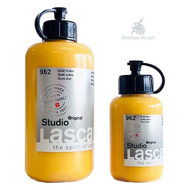 Acrylique Studio de Lascaux Ocre d'or 962