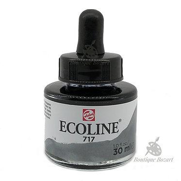 Encre Aquarelle Ecoline 30ml Gris Froid 717