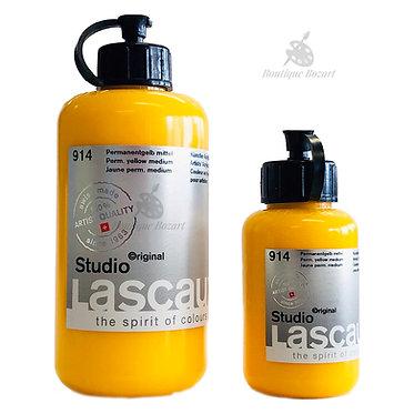 Acrylique Studio de Lascaux Jaune permanent moyen 914