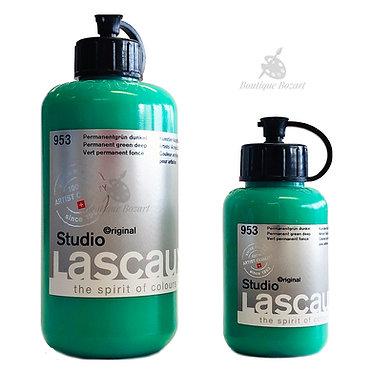 Acrylique Studio de Lascaux Vert permanent foncé 953
