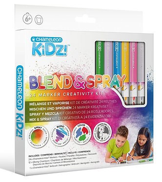 Blend & Spray Chameleon Kidz Set 24 - 1603