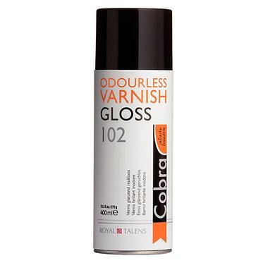Vernis à tableau Cobra Brillant Spray 400ml