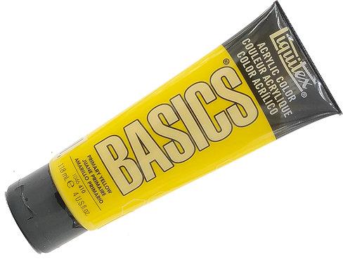 Acrylique Basics Jaune Primaire 410