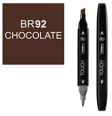 Touch Marker BR92 CHOCOLATE