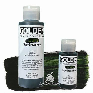 Golden Fluide Acryl - Sap Green Hue S4