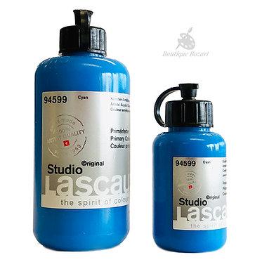 Acrylique Studio de Lascaux Bleu Primaire Cyan 94599