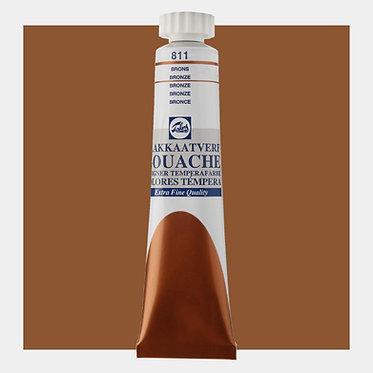 Gouache Extra-fine Quality Talens - Bronze 811