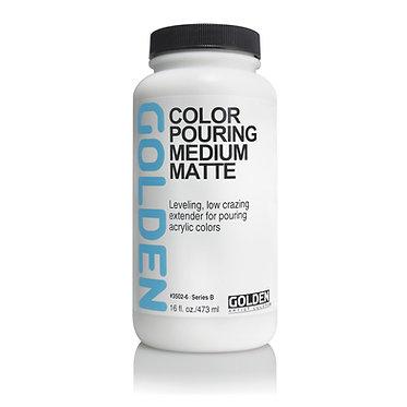 Medium de lissage Pouring Matte 473ml