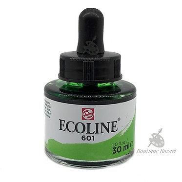Encre Aquarelle Ecoline 30ml Vert Clair 601