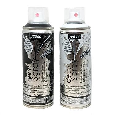 Gesso Spray Deco de Pébéo 200ml