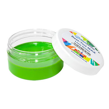 Resi-Tint MAX Pre-Polymer resin art pigments Lime Green