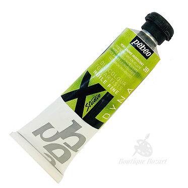 Huile fine XL 37ml DYNA Vert jaune irridescent 359