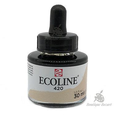 Encre Aquarelle Ecoline 30ml Beige 420