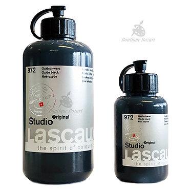Acrylique Studio de Lascaux Noir oxyde 972
